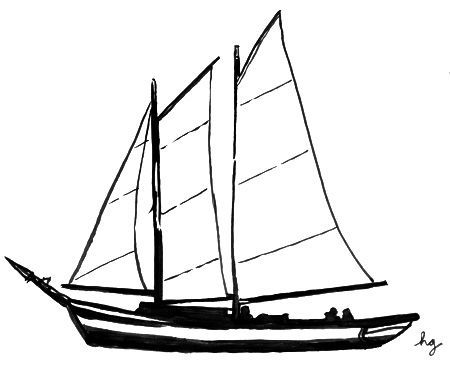 450x372 Sailboat Pictures To Draw Allofpicts
