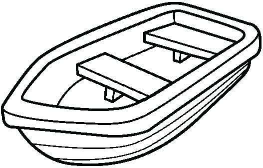 527x336 Boat Coloring Pages Simple Boat Coloring Pages Police Boat