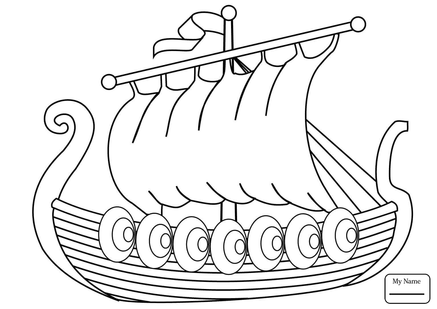 1530x1081 Anchor With Rope Transport Ships And Boats Coloring Pages