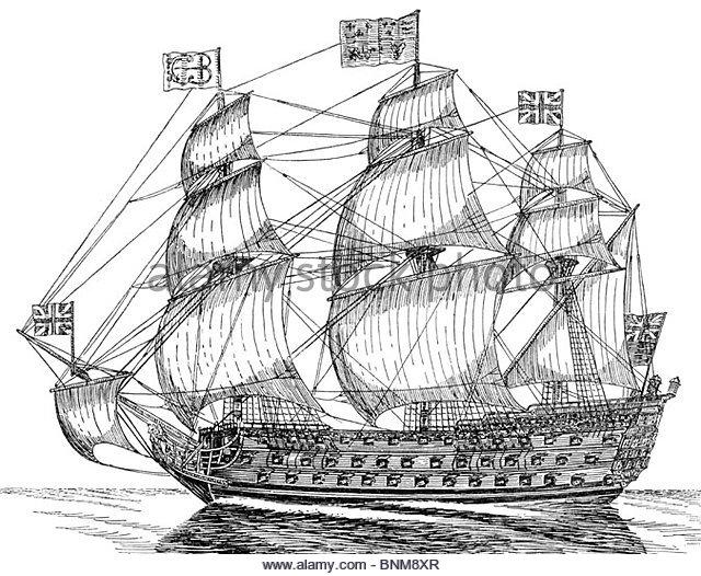 640x526 18th Century British Ship Stock Photos Amp 18th Century British Ship