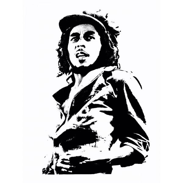 600x600 Bob Marley, Bob Marley T Shirt Design By Jacob Sikais