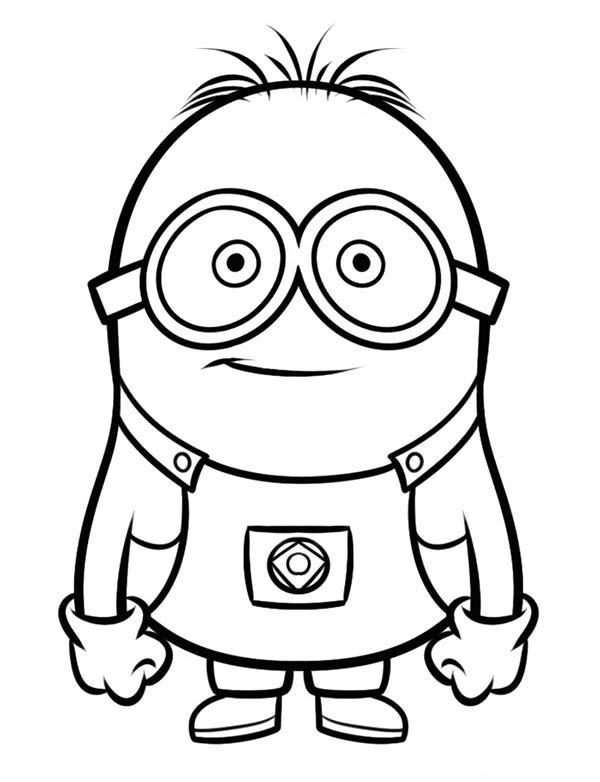bob minion drawing at getdrawings com free for personal use bob