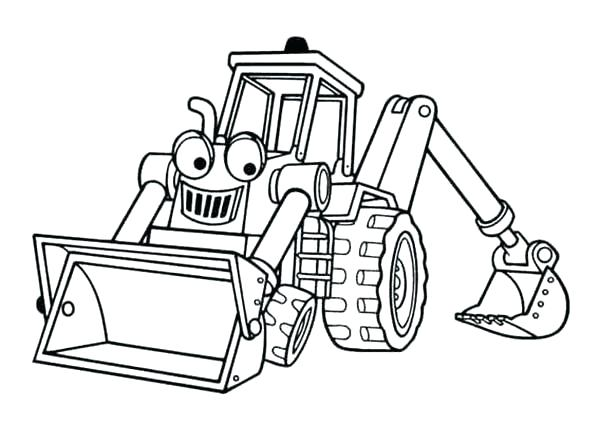 600x423 Bob The Builder Coloring Page Bob The Builder Coloring Book Bob