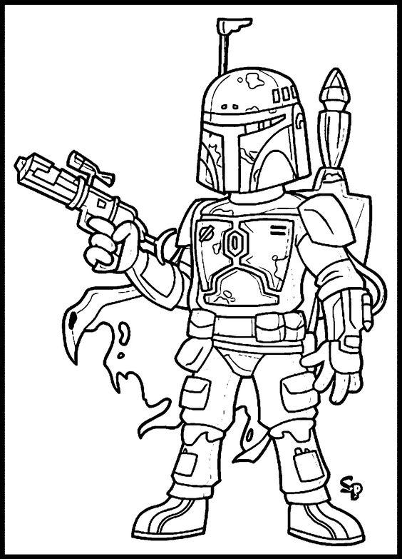 564x783 Ig88 By Darthzemog On Lineart Star Wars