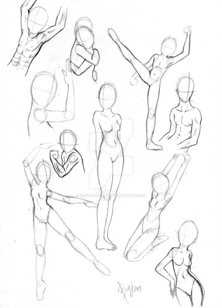 759x1052 Bodies Positions By Tinybuzzingbee