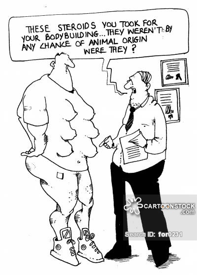 400x557 Body Builder Cartoons And Comics