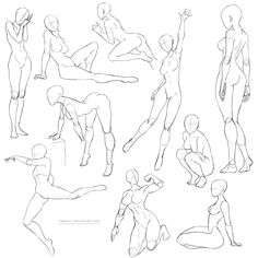 236x236 Copy's And Studies Kate Fox Fem Body's By Wonderingmind23 Art