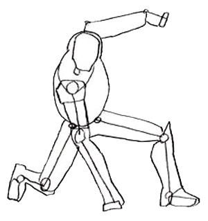 300x319 How To Draw Iron Man