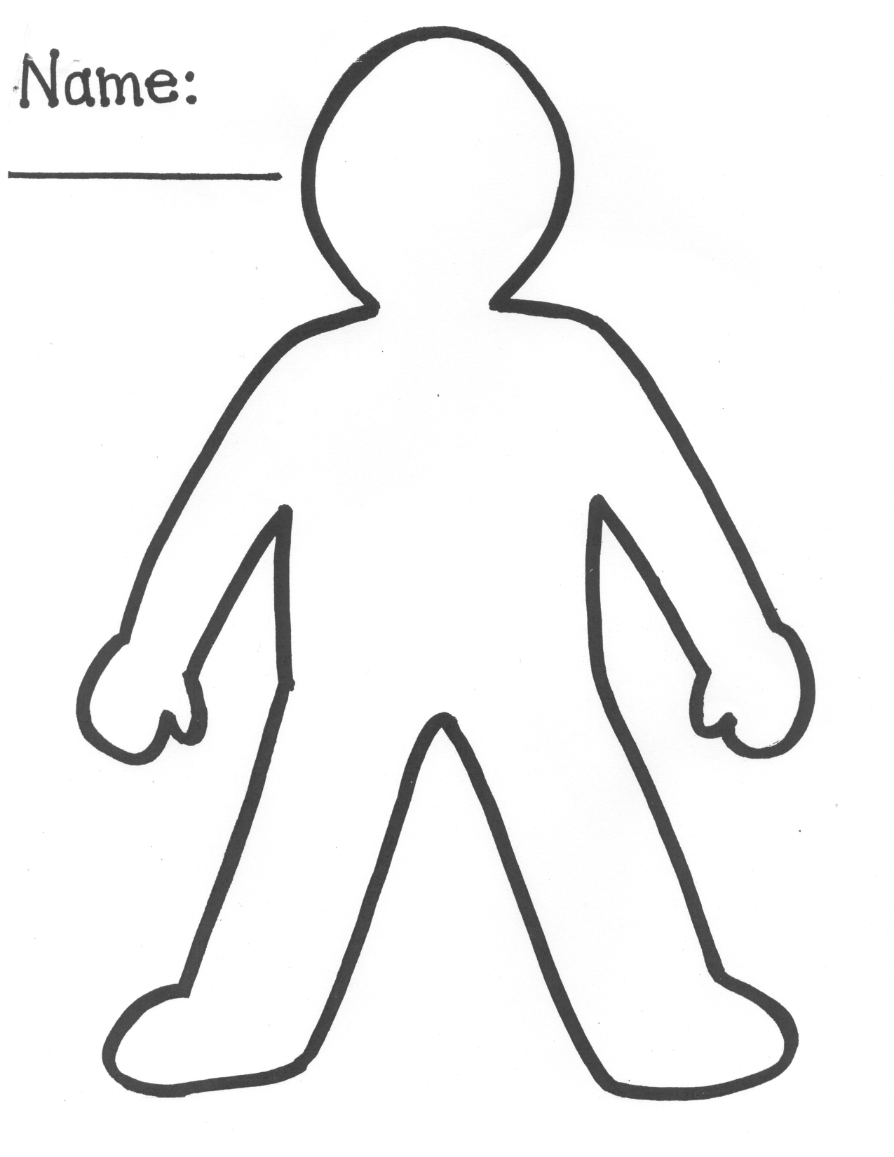 body line drawing at getdrawings com