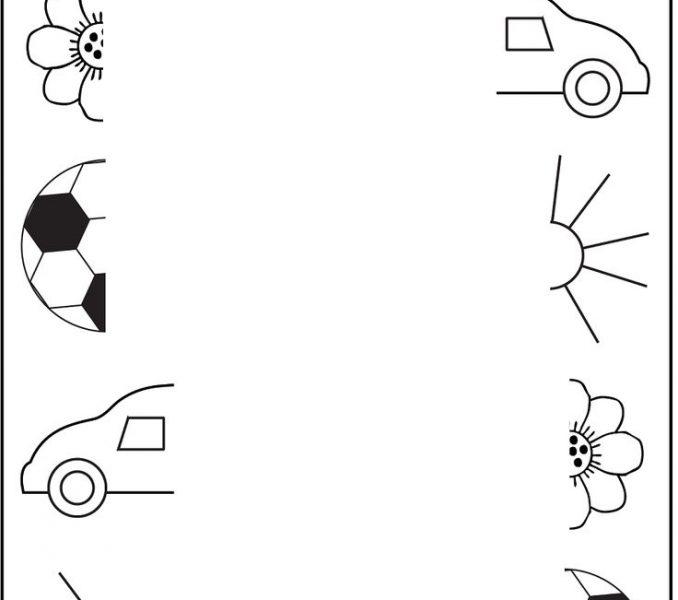 678x600 Toddler Workbook Printable The 25 Best Nursery Worksheets Ideas