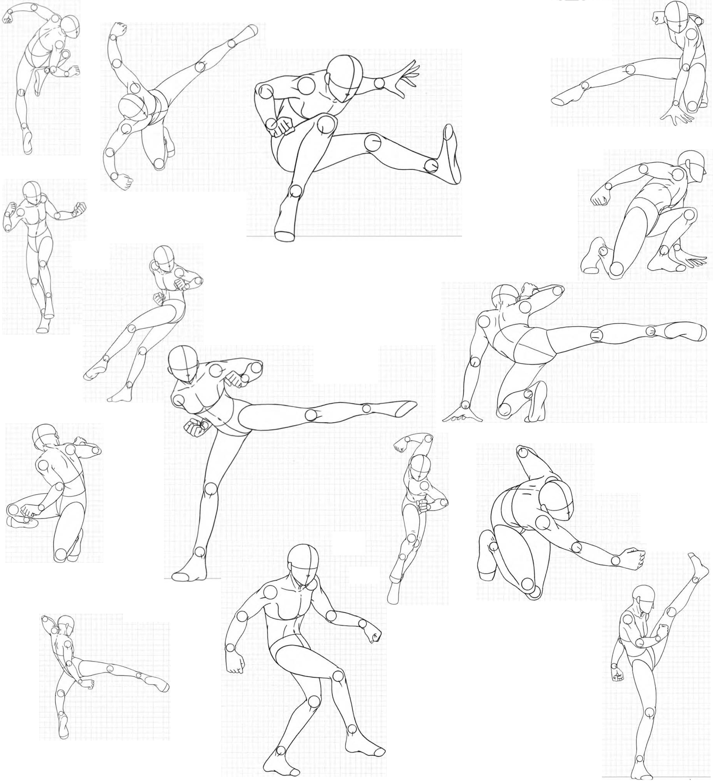 Body Poses Drawing at GetDrawings com | Free for personal use Body