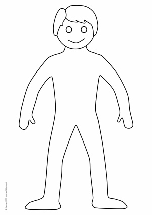 302x427 Our Bodies Teaching Resources Amp Printables For Early Years Amp Ks1