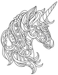 236x309 Bohemian Unicorn Design (Uth13393)