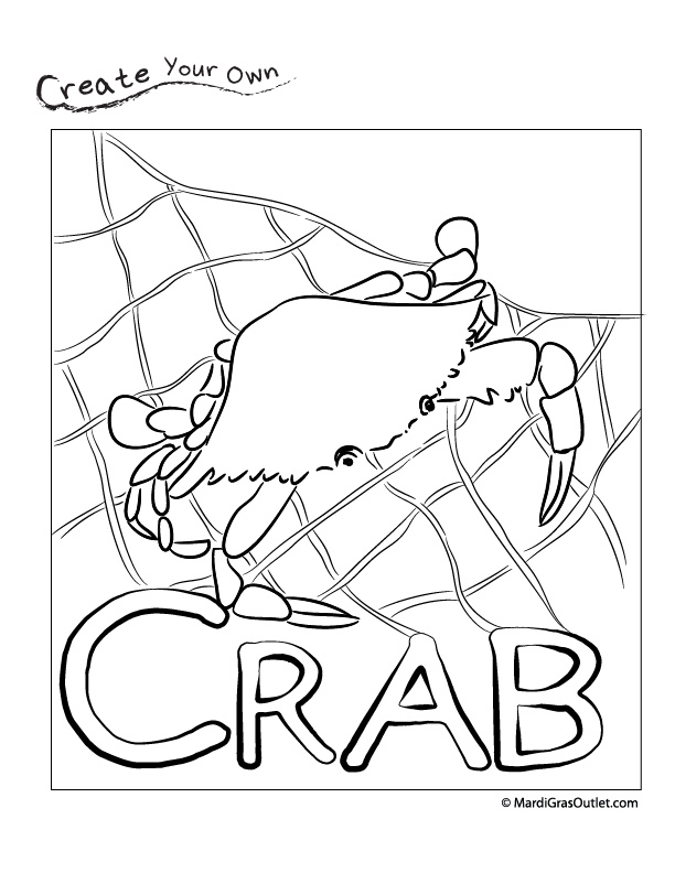 612x792 Party Ideas By Mardi Gras Outlet It's Crab Boil Time
