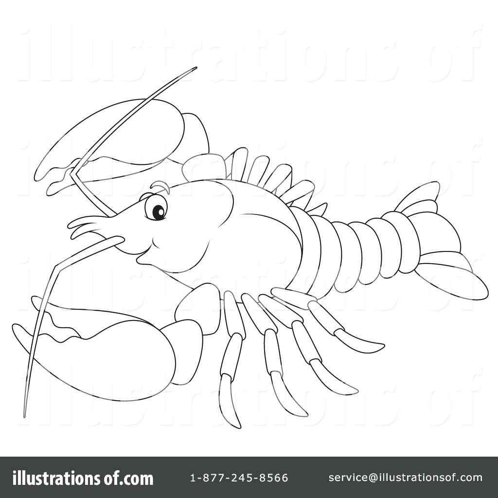 1024x1024 Coloring Crawfish Coloring Page Of A Fish Boil Pages. Crawfish