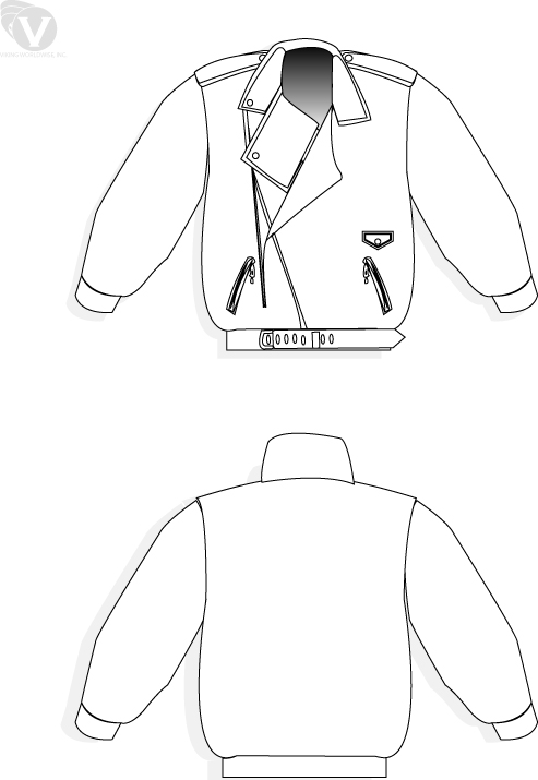 bomber jacket drawing at getdrawings com free for personal use