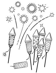 236x305 Firecrackers Vector Set Creative, Bullet Journals And Bullet