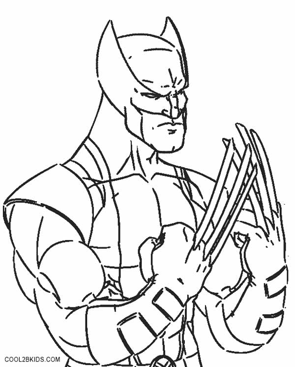 600x746 Comic Book Coloring Pages Cool2bkids