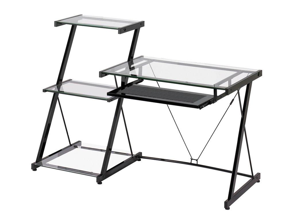 1024x768 Nero Desk And Bookcase Z Line Designs, Inc.