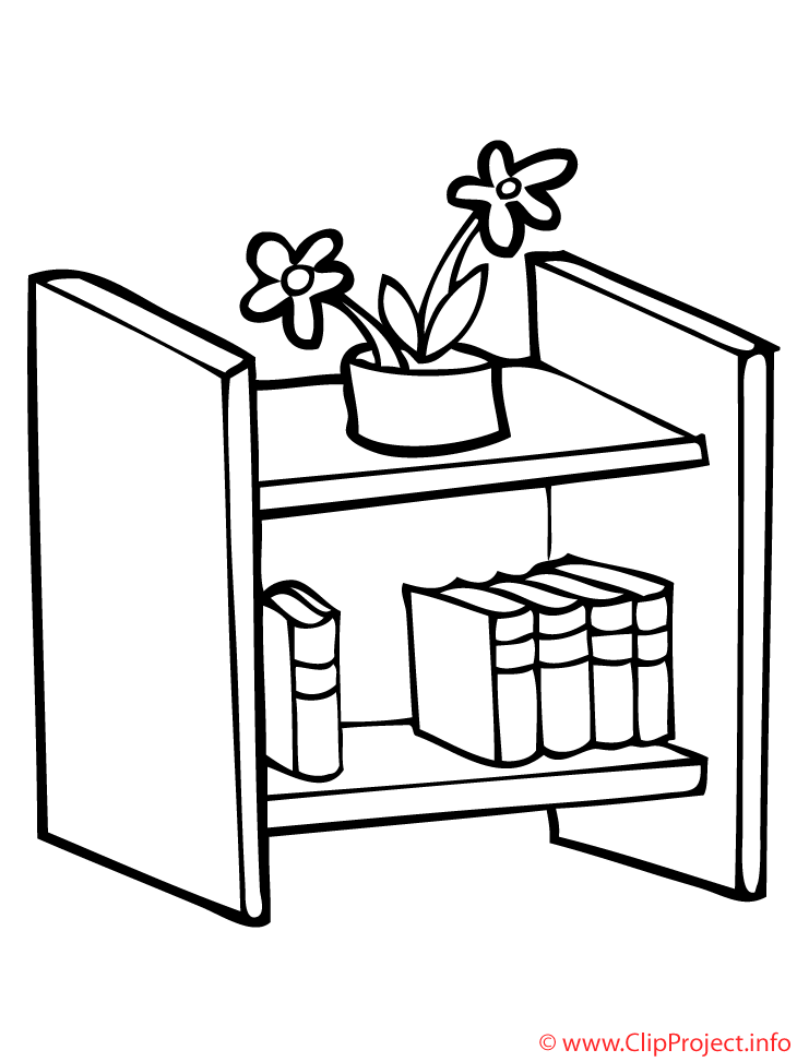 730x973 Shelf Coloring Pages