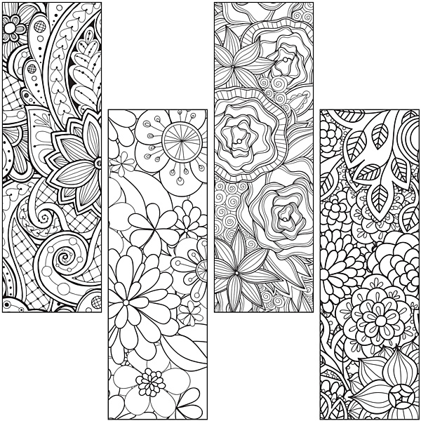 Bookmark Drawing at GetDrawings.com | Free for personal use Bookmark ...
