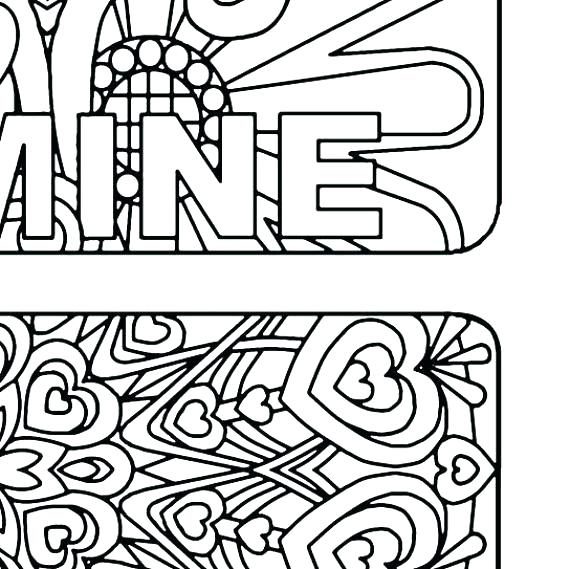 570x569 Kimono Doll Bookmark Coloring Page Dolls Etc Free Coloring Pages