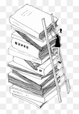 260x374 Book Ladder, Book, Road To Success Png Image And Clipart For Free