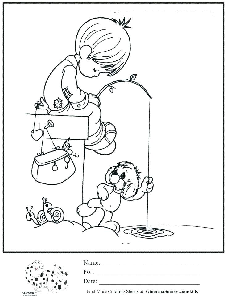 736x976 Coloring Book For Toddlers Together With Children Free Printable