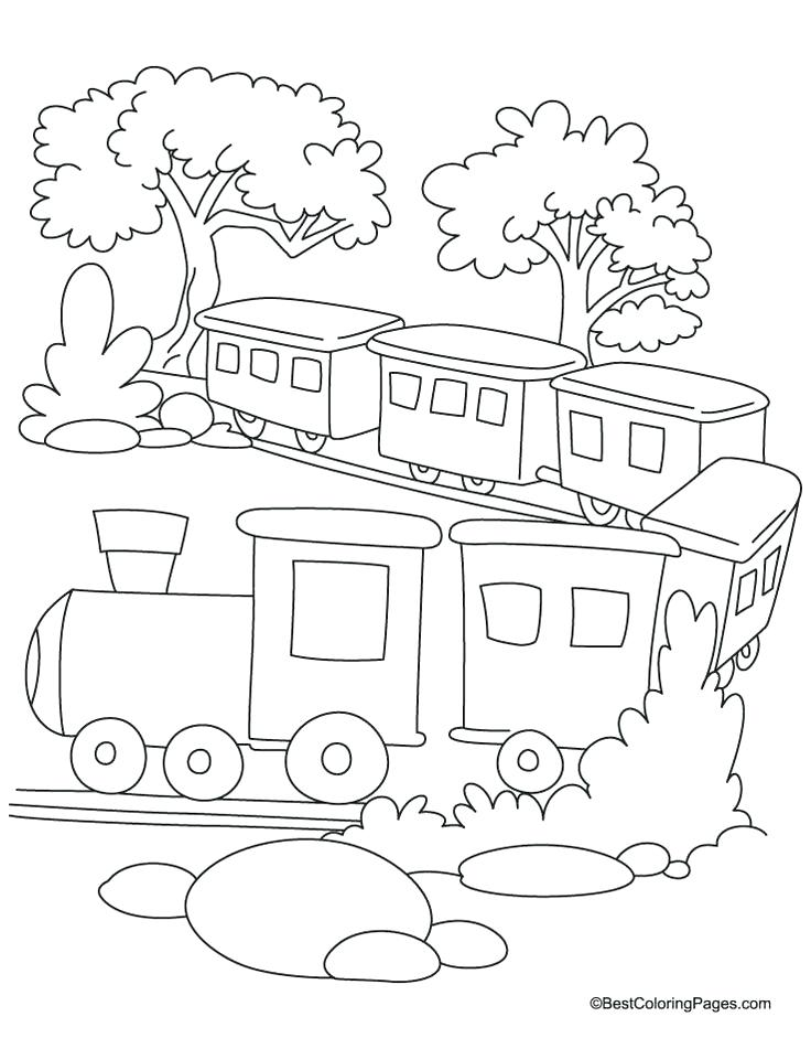 736x951 Coloring Book For Children