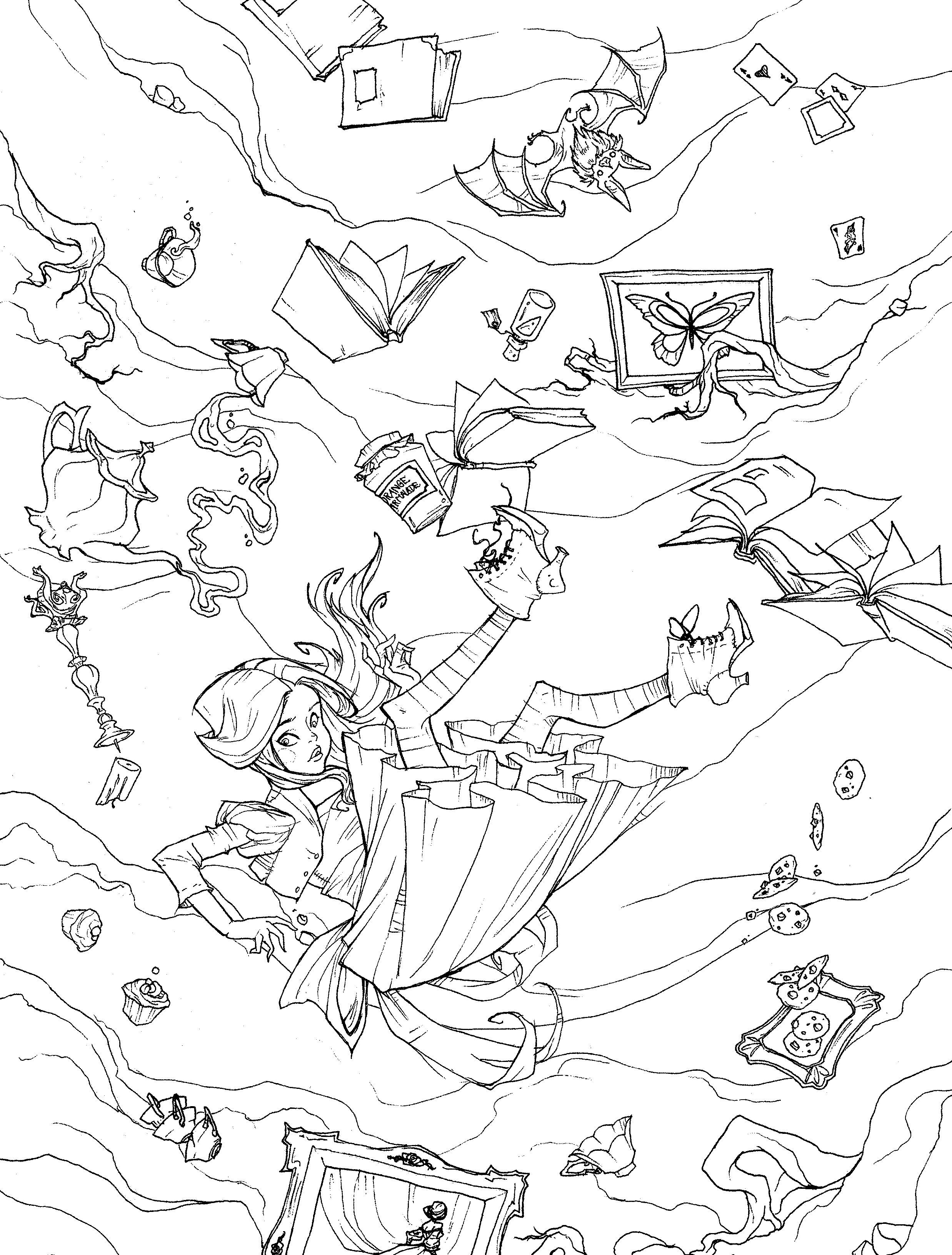 2475x3263 Fantasy Art, Manga, Sci Fi Amp Comic Art Impact Books
