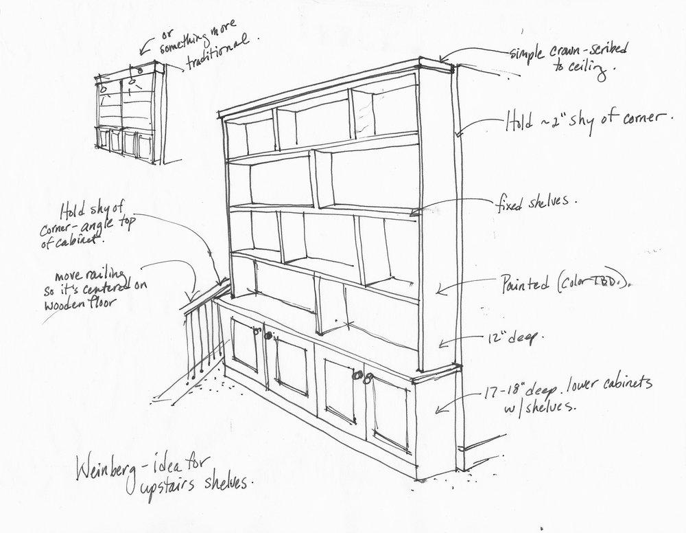 1000x776 Interior Sketches Laura Medicus Interiors A Denver Interior