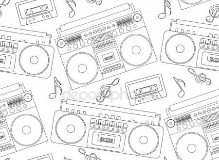 450x330 Boombox Stock Vectors, Royalty Free Boombox Illustrations
