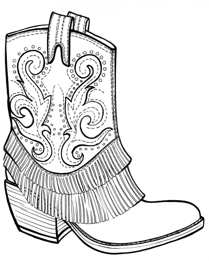 Boots Drawing at GetDrawings.com | Free for personal use Boots ...