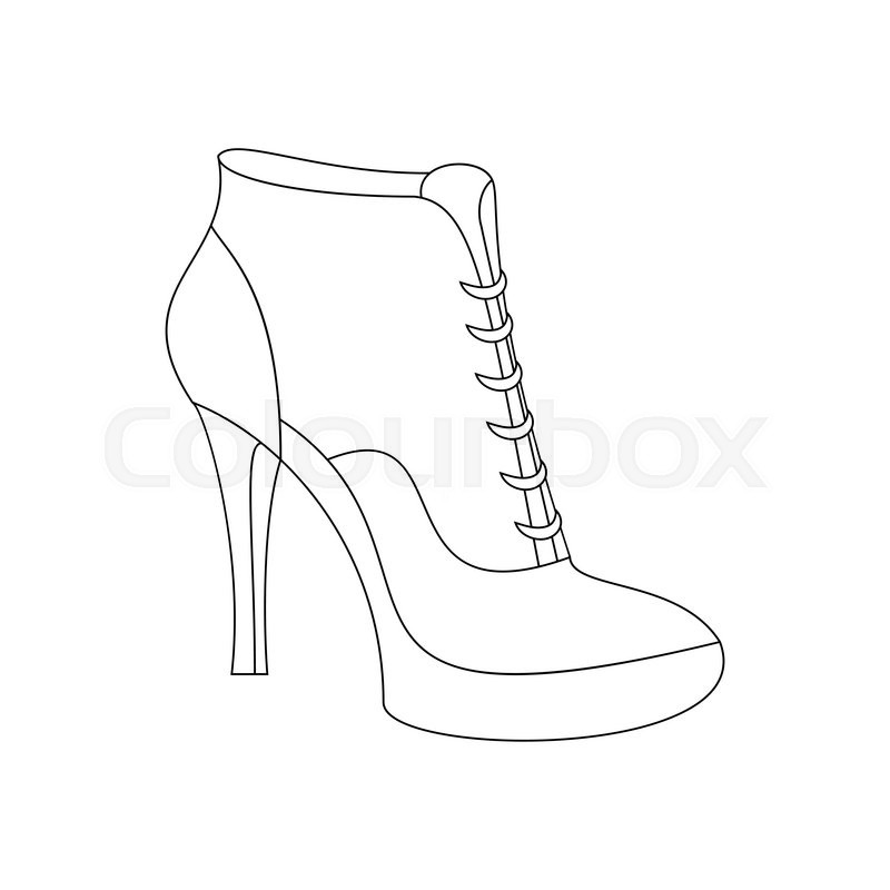 Boots Drawing At Getdrawings Com Free For Personal Use
