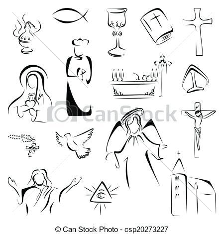 450x470 Free Religious Clipart Pin Religion Drawing 4 Free Religious