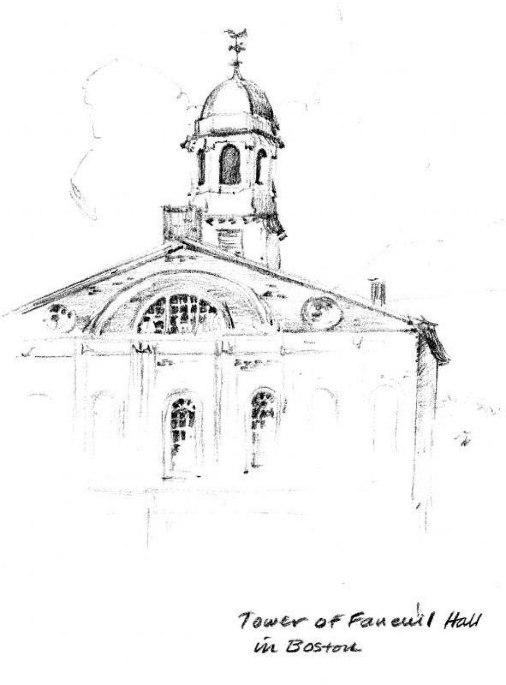 1024x1386 Massachusetts Sketchbook Roland Lee