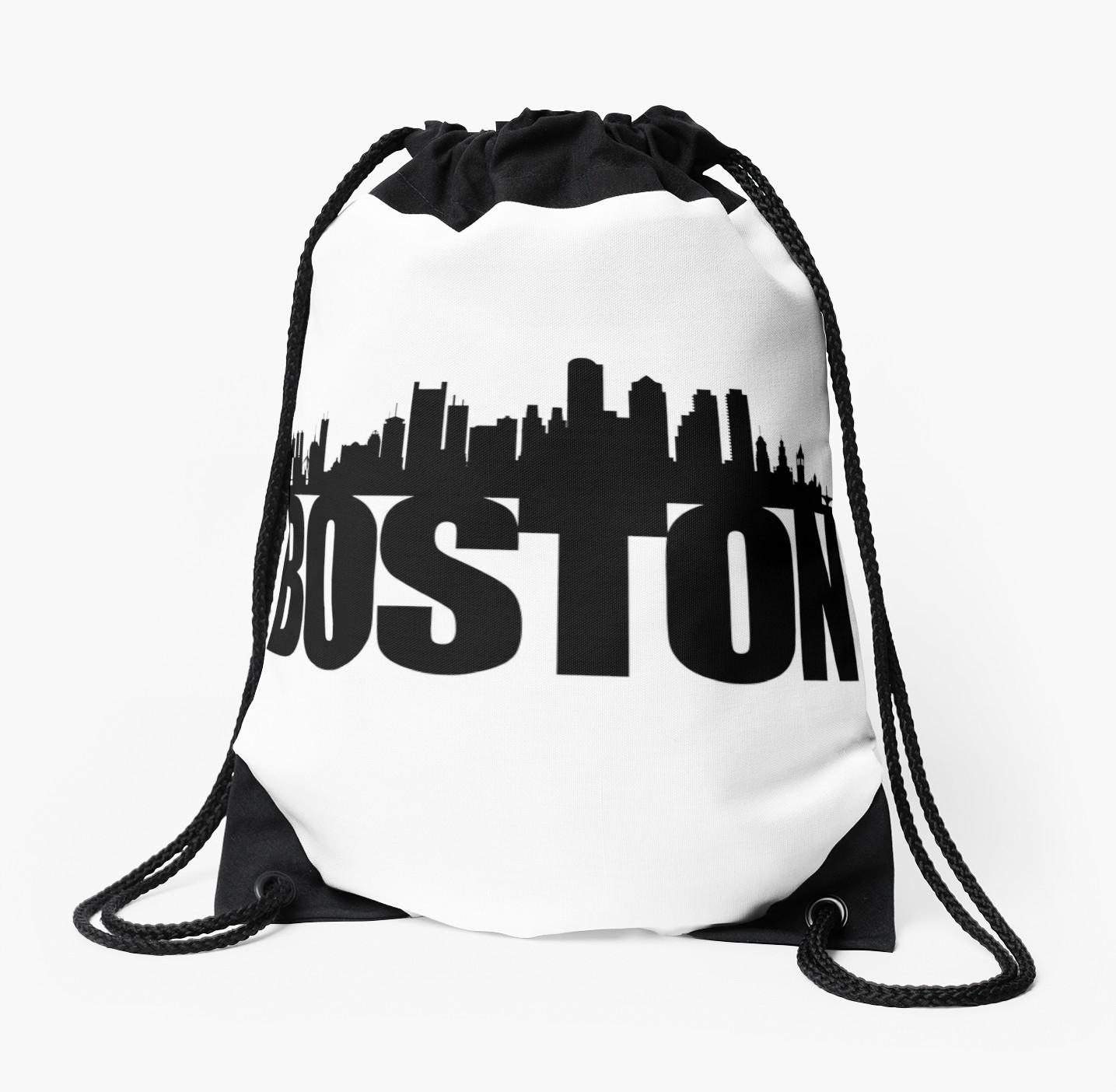 1435x1404 Boston Skyline