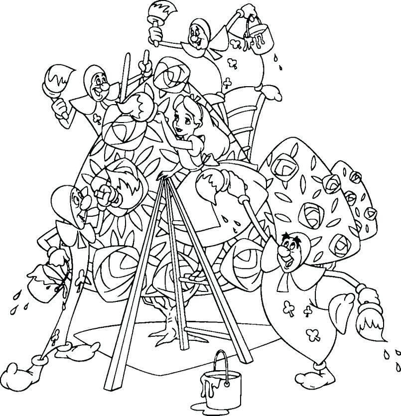 805x835 Boston Tea Party Coloring Page
