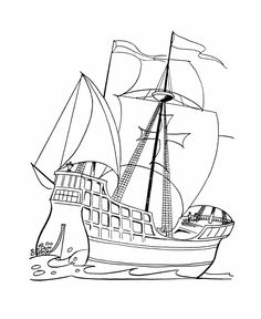 236x288 All Things John Adams Coloring Pages Boston Tea Party