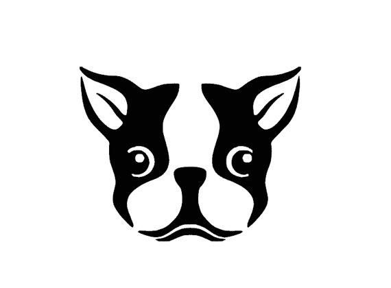 570x420 Tatuagem De Cachorro Boston Terrier Tattoo, Terrier And Tattoo
