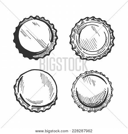450x470 Beer Bottle Cap Images, Illustrations, Vectors