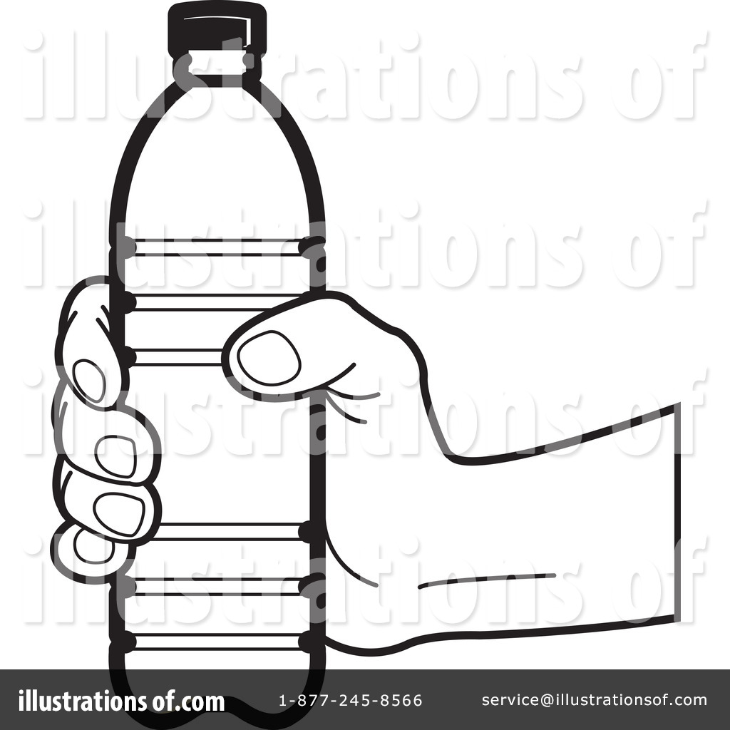 1024x1024 Water Bottle Clipart