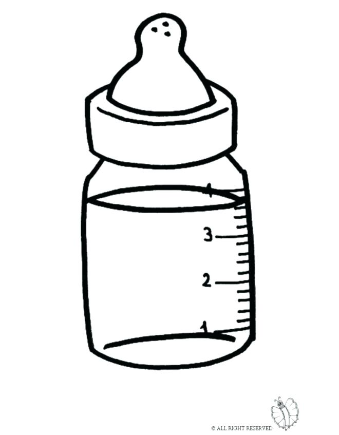 660x847 Water Bottle Coloring Page Water Bottle Coloring Page Tea Table
