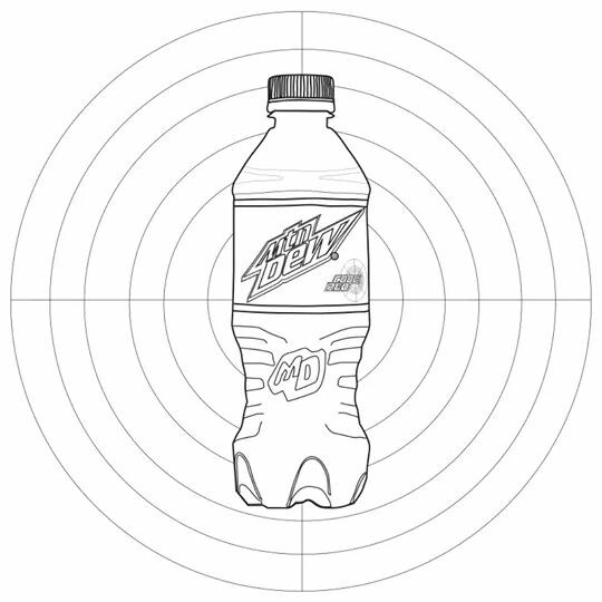 540x540 Mountain Dew Coloring Page A. Doodles Amp Zentangles.