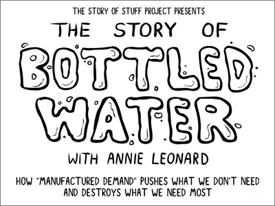 400x300 The Story Of Bottled Water