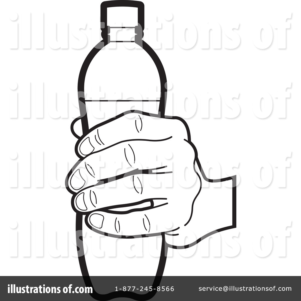 1024x1024 Water Bottle Clipart