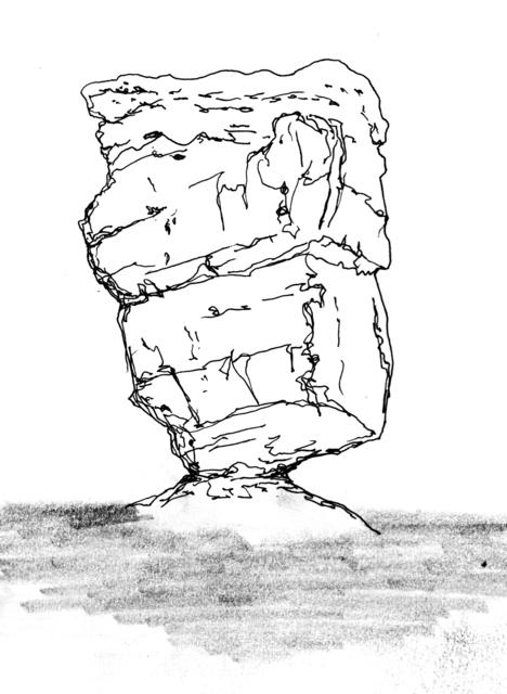 468x640 Concrete Evidence Boulder