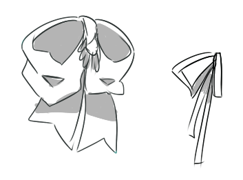 353x261 How To Draw Bows The Anime Palette