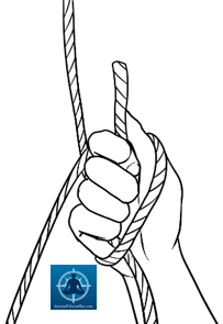 203x295 How To Tie The 6 Most Useful Loop Knots