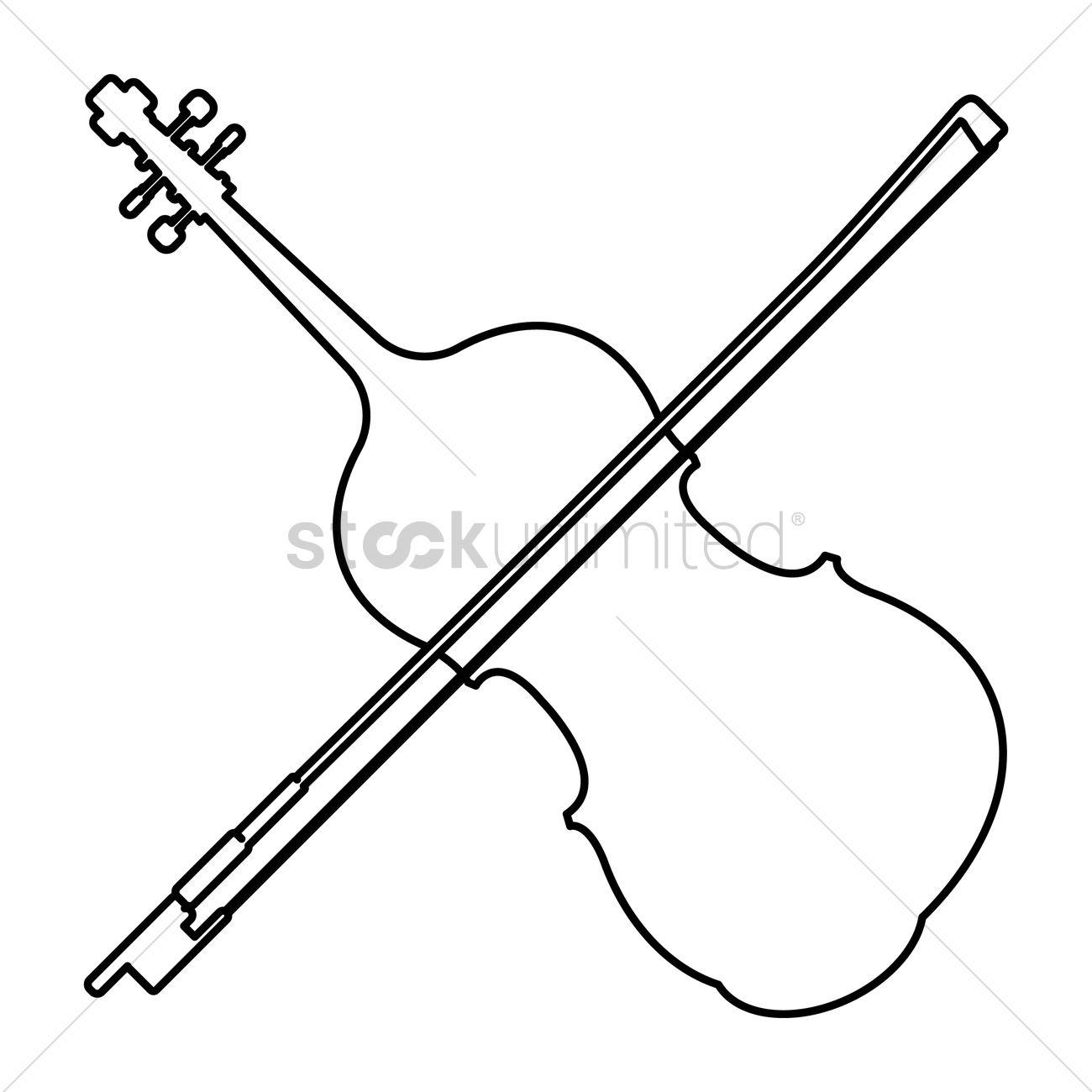 1300x1300 Drawingviolininstrumentmusicbow Coloring. Violin Icon Outline